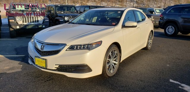 PRE-OWNED 2017 ACURA TLX 2.4L WITH NAVIGATION