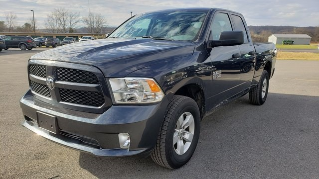 CERTIFIED PRE-OWNED 2018 RAM 1500 EXPRESS 4WD