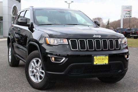 Certified Pre-Owned 2019 Jeep Grand Cherokee Laredo
