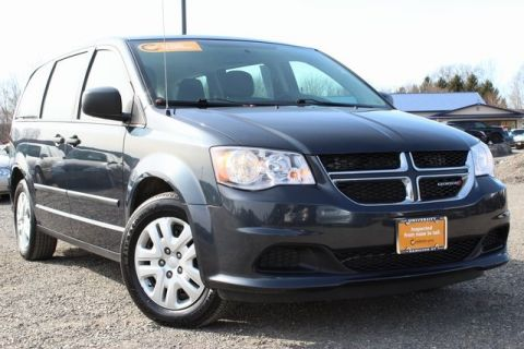Certified Pre-Owned 2014 Dodge Grand Caravan SE